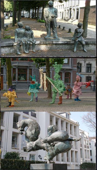 maastricht city walk