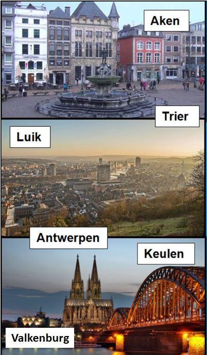 stadswandeling aachen